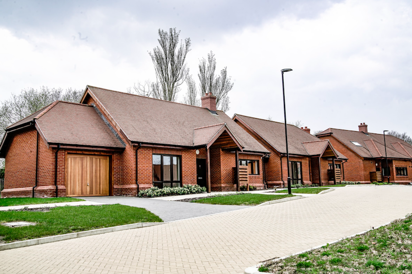 Extra Care Living: Image of retirement properties